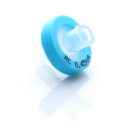 Filtre pour seringue à membrane Cellulose régénérée