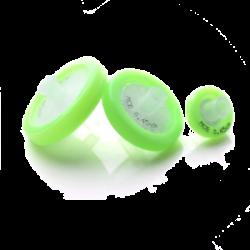 Filtre pour seringue à membrane en MCE ( Ester de cellulose )