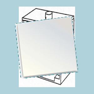 Plaques CCM aluminium